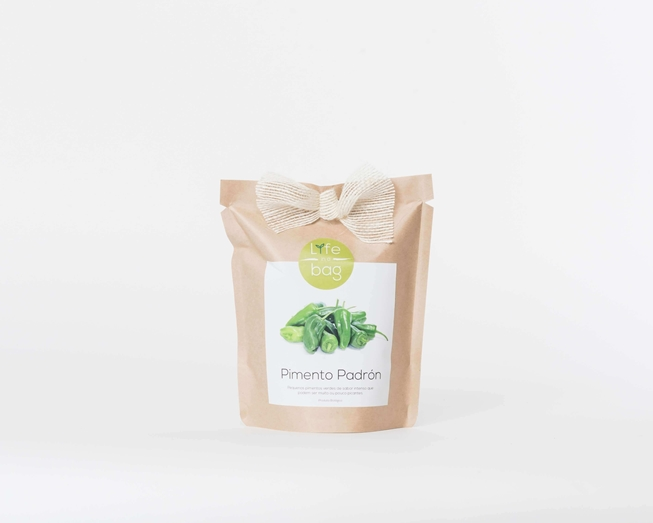 Picture of Padrón Pepper Grow Bag