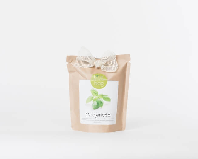 Grow your own basil in this bag