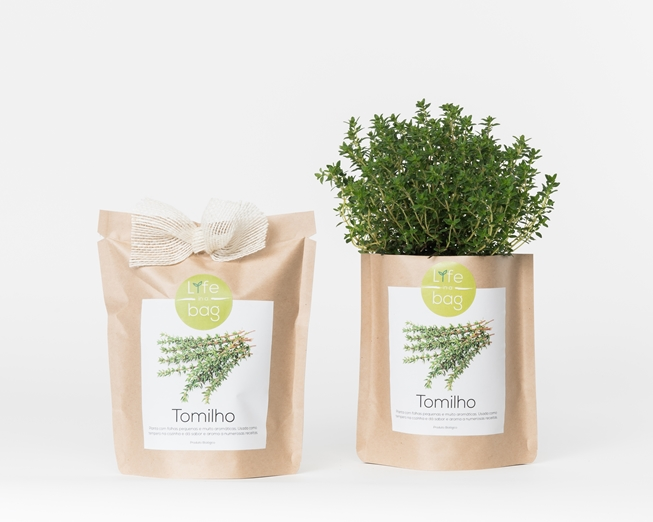 Grow your own thyme in this bag