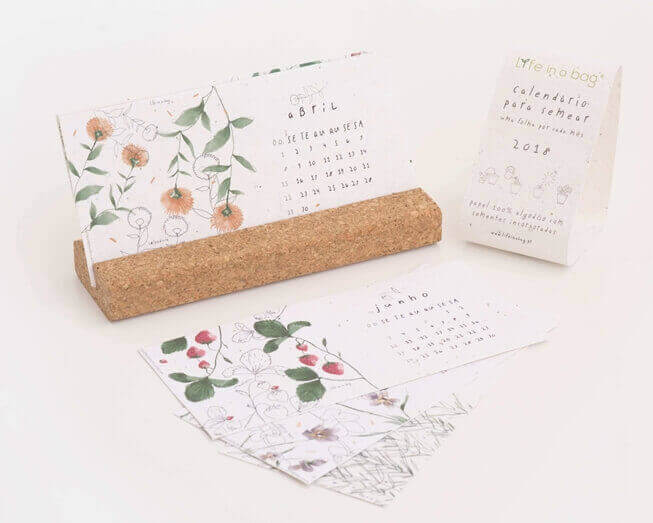Picture of Calendar to plant