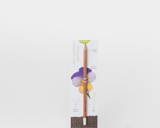 Picture of Grow Pencil Amor-perfeito