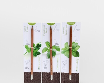Picture of 3 Herbs Grow Pencil
