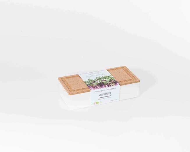 Picture of Microgreens Duo Mustard and Radish