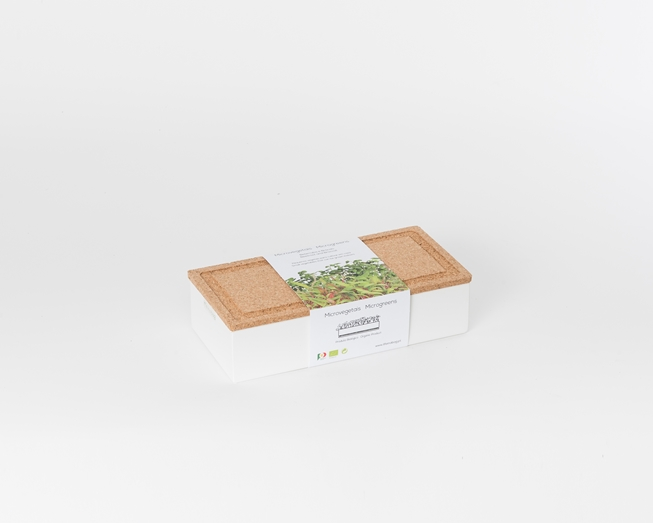 Image sur Microgreens Duo Betterave et Brocoli