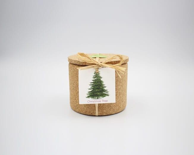 Bild von Grow Cork Weihnachtsbaum