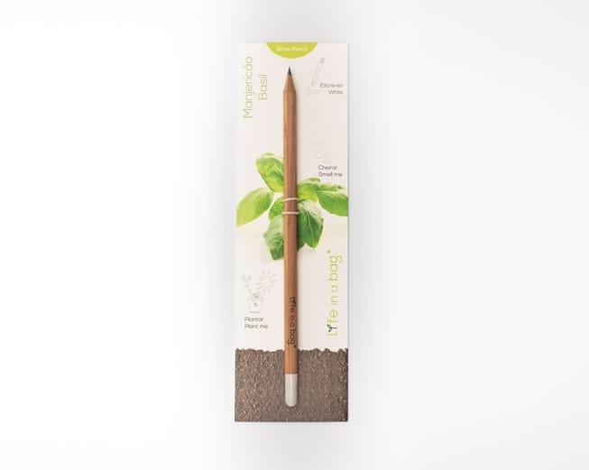 Picture of Grow Pencil Manjericão